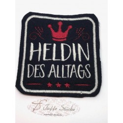 Patch - HELDIN des Alltags