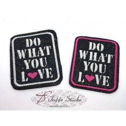 Patch - do what you love