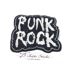 Patch - Punk rock