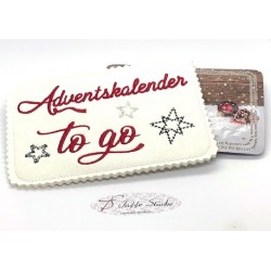 Adventskalender - to go