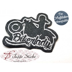 Patch - Bikerlady