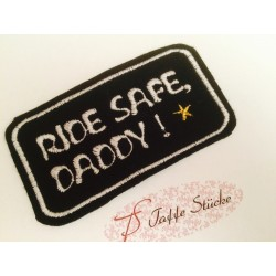Patch - RIDE SAFE, DADDY